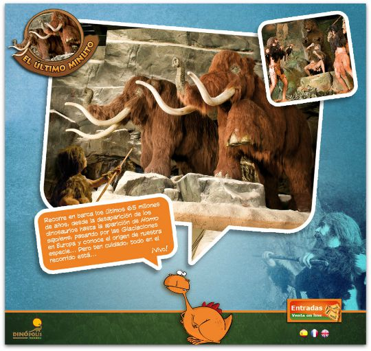 Escapada Dinopolis 2
