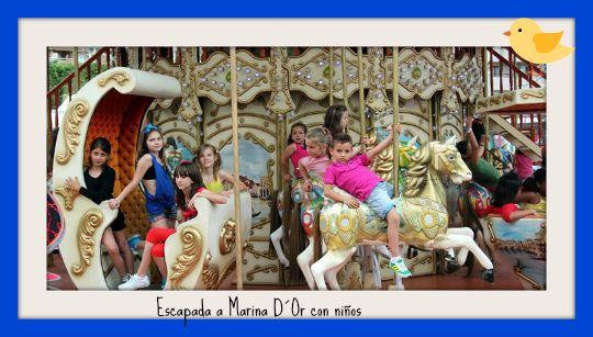 Escapada a Marina D´Or con niños