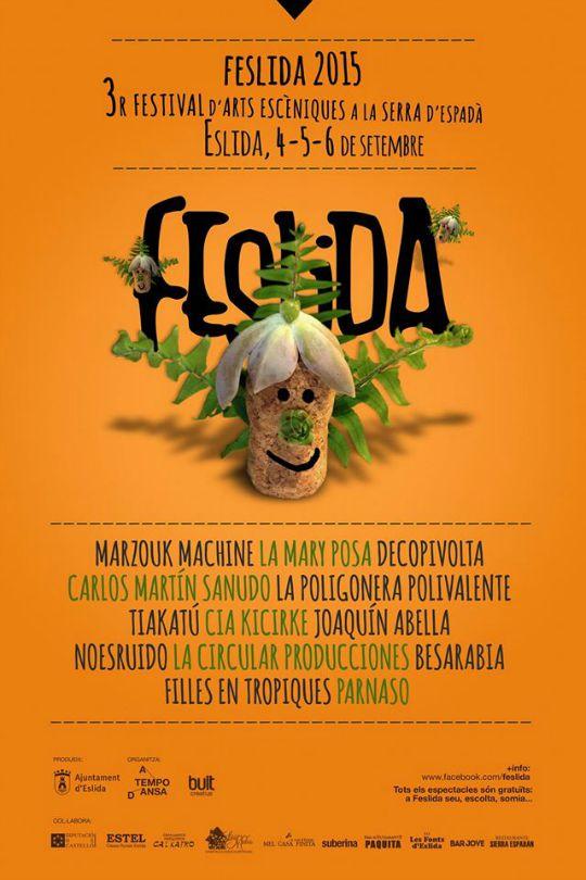 Festival de Artes Escenicas Eslida 2