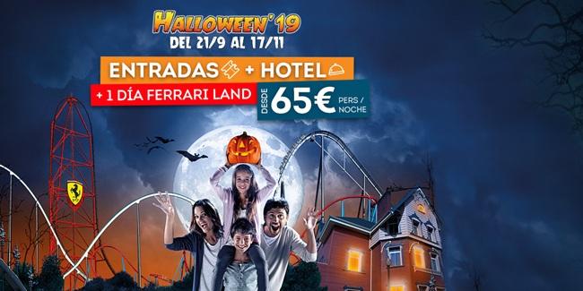 Halloween en Portaventura 2019