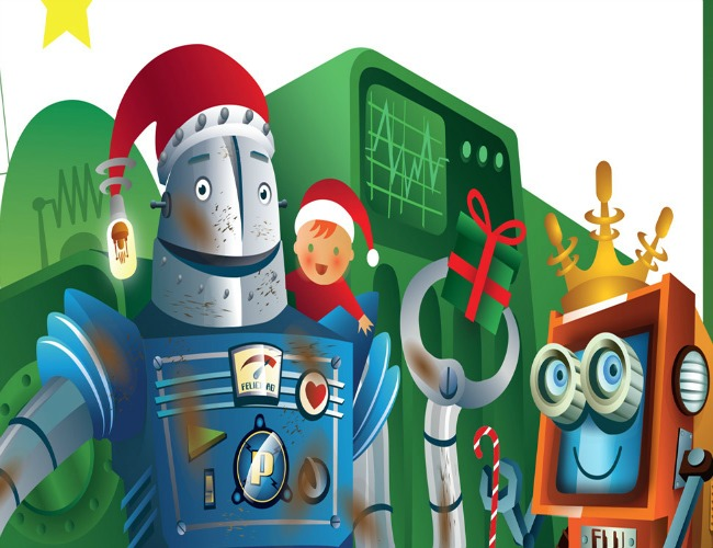 Actividades para niños en Navidad 2