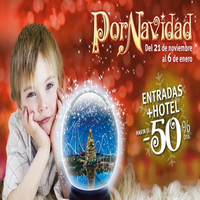 Navidad en Portaventura 2015