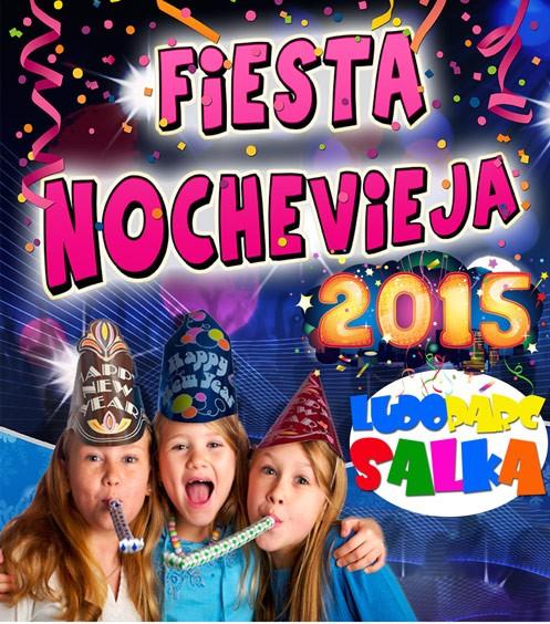 Nochevieja 2015 con niños 1