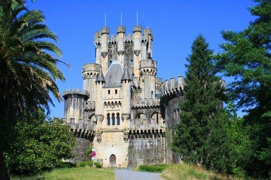 Un Castillo de Princesas-Castillo de Butron