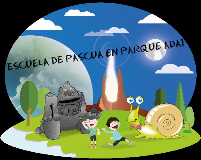 Campamentos Pascua-Parque Adai 1