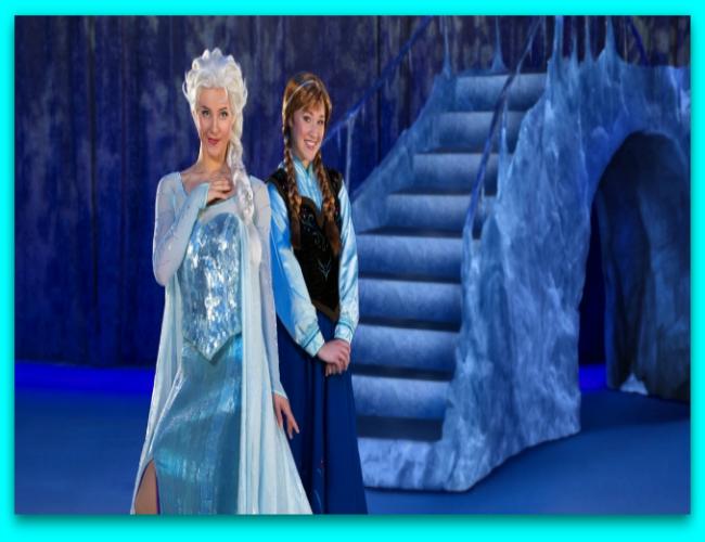 Disney On Ice-Mundos Encantados 2