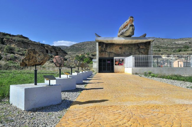 dinópolis albarracín